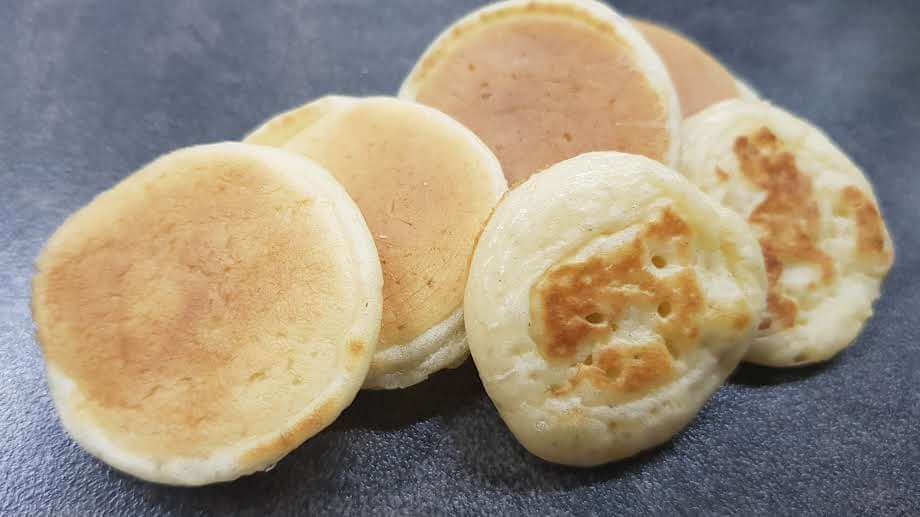 Blinis rapides