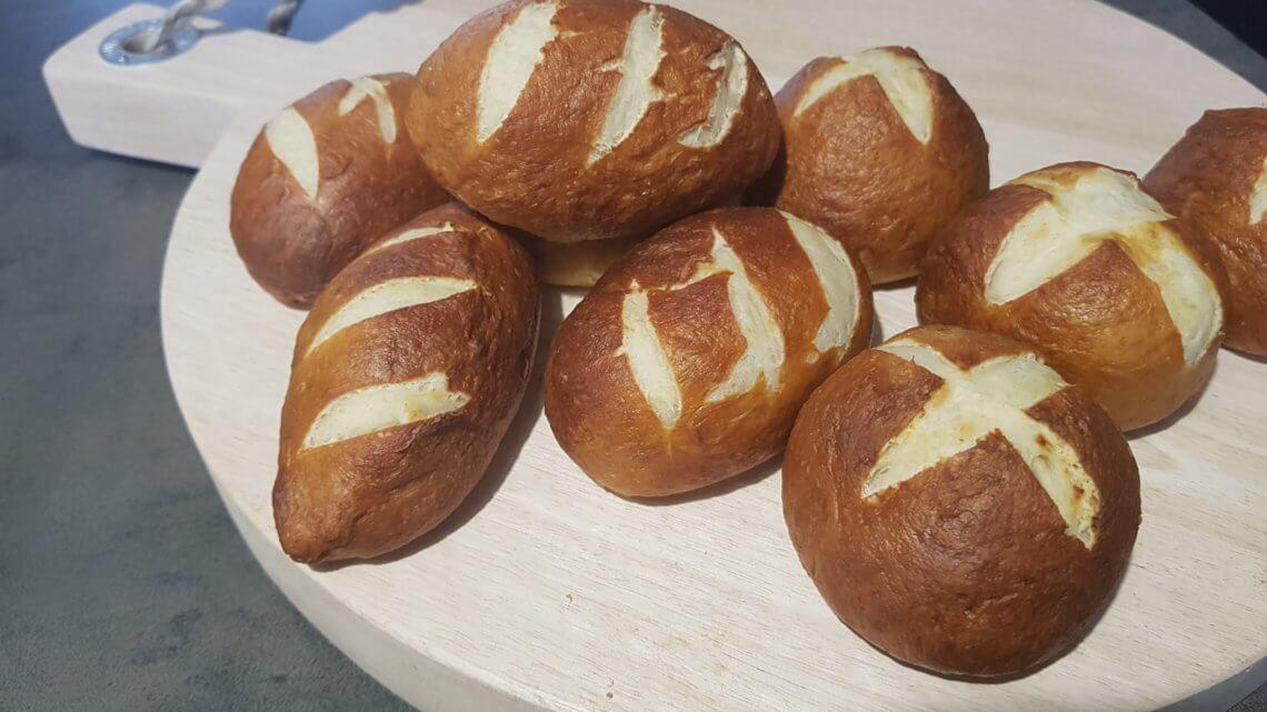 Les Mauricettes : les petits pains alsaciens