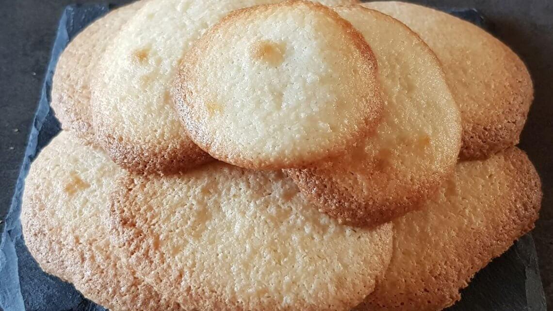 Les biscuits les plus simples au monde !